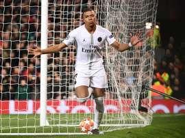 ylian Mbappé réalise une nouvelle saison très aboutie. Goal