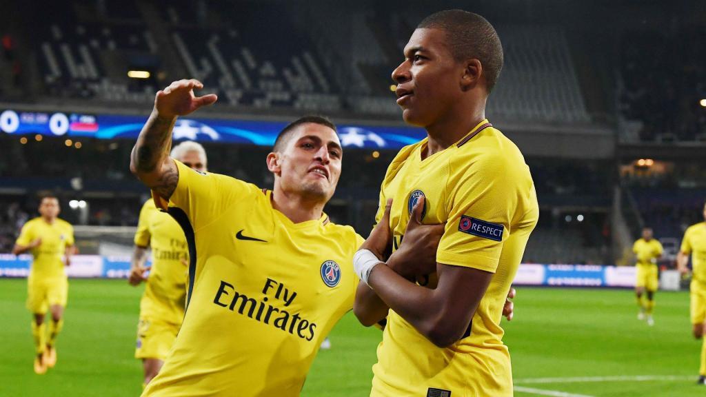 Verratti met la pression à Neymar et Mbappé pour leur prolongation — PSG