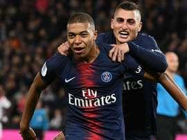 PSG-Lione 5-0: Mbappé furia, nove vittorie su nove. Goal