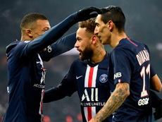 Neymar, Mbappé e Di Maria: PSG armado para começar tudo de novo na Champions