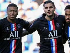 Le PSG pulvérise Le Havre pour son match de reprise. GOAL