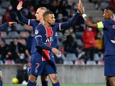 Nîmes - PSG (0-4), Mbappé et Paris poursuivent leur belle série. goal