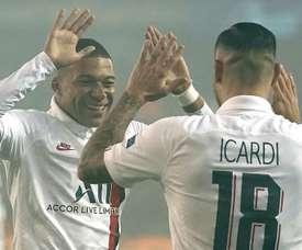Mbappé, Icardi et toutes les réactions. Goal