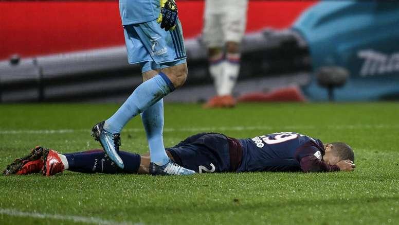 Unai Emery a donné des nouvelles de Kylian Mbappé. Goal