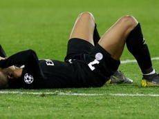 Evra provoca o PSG. Goal