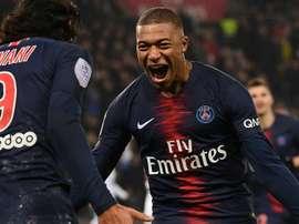 Mbappé flambe en Ligue 1. Goal