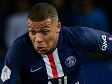 Kylian Mbappé meilleur français au classement du Ballon d'Or. AFP