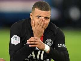 PSG se recusa de liberar o atacante para Tóquio 2020. Goal
