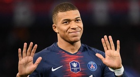 Mbappé has been linked with a move away from PSG in recent weeks. GOAL