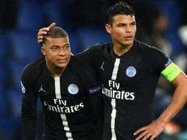 Silva veut rester. AFP