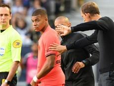 Les réactions après Bordeaux-PSG. AFP