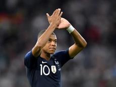 Mbappé s'est livré sur ses ambitions. Goal