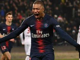 Real Madrid? You never know what the future holds - PSG's Mbappe. Goal
