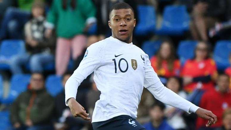 Mbappe: Now's not the time to talk about Real Madrid. Goal