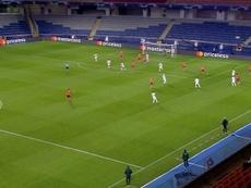 Les égarements défensifs de Manchester United contre Basaksehir. Goal