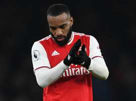 Lacazette won't push for exit if Arsenal fail to qualify for Champions League. GOAL