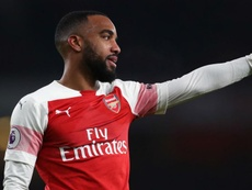 Emery confident Arsenal have the depth to play without Lacazette. GOAL