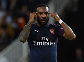 Lacazette adamant he's in the form of his life.