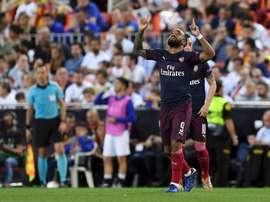 Aubameyang et Arsenal enfoncent le clou. Goal