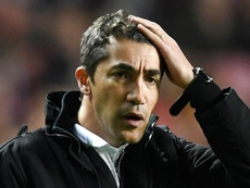Benfica coach Lage takes blame for Zenit defeat.