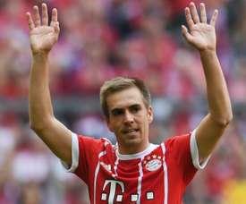 Lahm confessou que recusou a proposta do Barcelona para ficar no Bayern. Goal