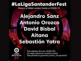 Evento benefico in Spagna: calciatori della Liga e cantanti insieme in concerto