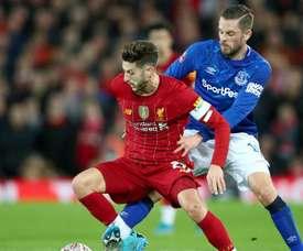 Lallana: Liverpool always expect to beat Everton. GOAL