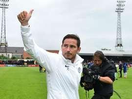 Lampard still a leader - David Luiz. GOAL