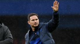 Lampard jokes about asking Chelsea to sign Messi, Ronaldo and Mbappe