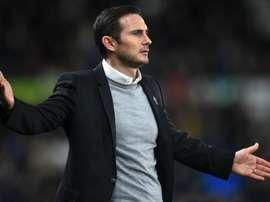 Lampard wants changes. GOAL