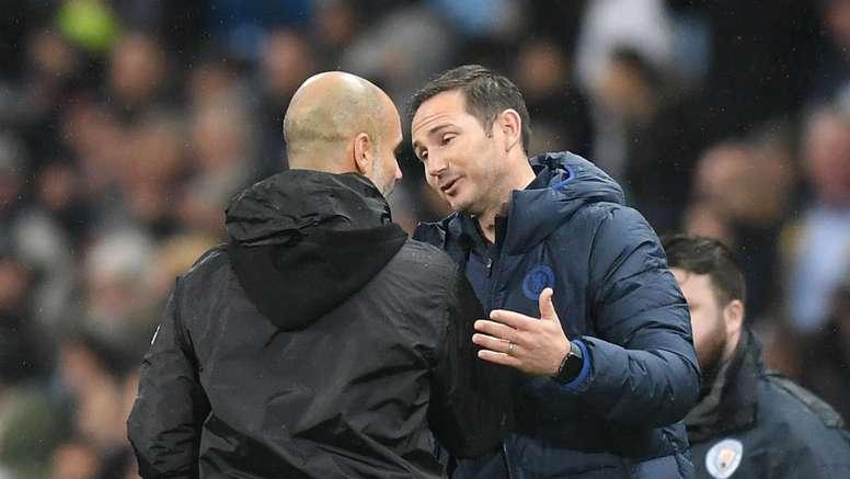Lampard: We're closing the gap