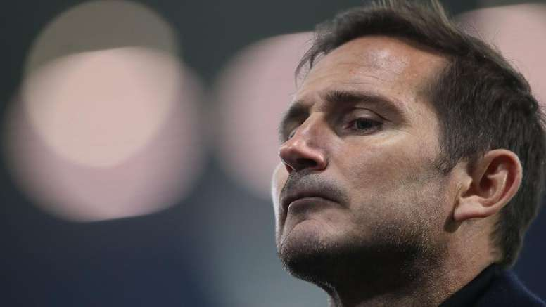 Chelsea, Lampard n'accable pas ses joueurs. goal