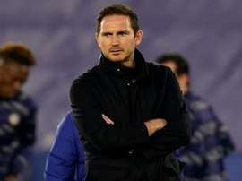 Lampard inquiet. afp