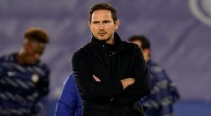 Lampard inquiet. afp