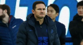 Lampard not yet considering transfer window despite Everton defeat. GOAL