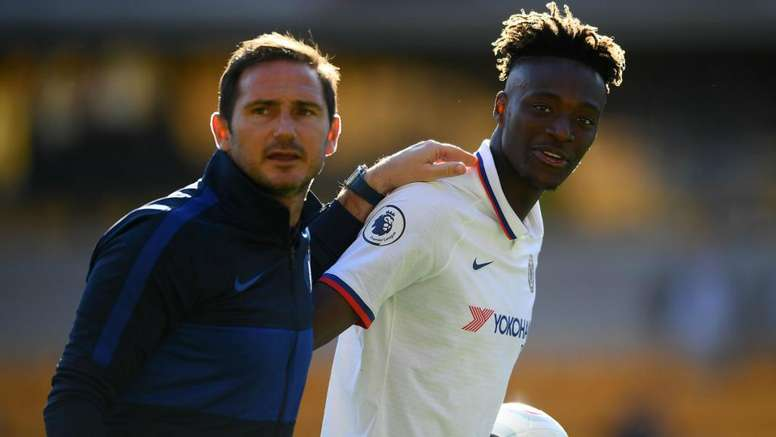 Lampard has shown faith in Chelsea's youngsters this season. GOAL
