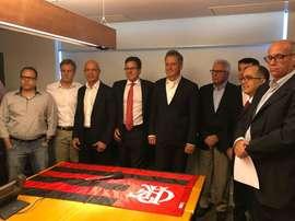 Descentralizar o poder de decisões no futebol do Flamengo: entenda. Goal