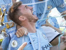 City want total dominance, says Laporte. Goal