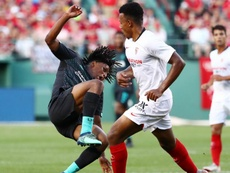 Gnagnon 'very, very worried' about Larouci – Lopetegui