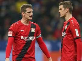 Leipzig e Leverkusen defrontam-se nesta segunda-feira. Goal