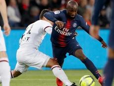 Lass Diarra prend sa retraite. Goal