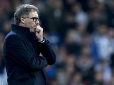 Laurent Blanc admire la philosophie de jeu de Pep Guardiola. AFP