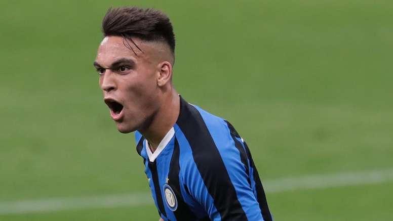 Bartomeu évoque Lautaro Martinez et Neymar. gOAL