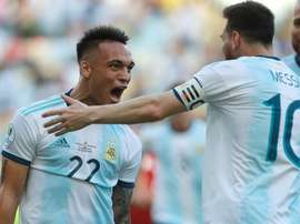 If Messi wants to play with Martinez, then he goes to Inter - agent.