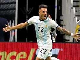 Lautaro Martinez brilla: l'Inter lo vuole blindare