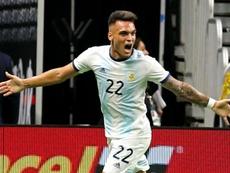 Nem Messi foi tão rápido! Lautaro brilha com hat-trick pela Argentina. Goal