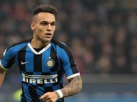 La Roma a manqué de recruter Lautaro Martinez pour 8M€