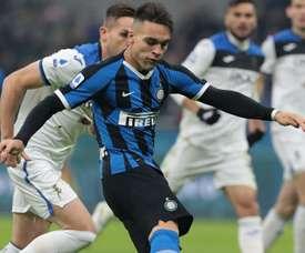 Les Nerazzurri accrochés par l'Atalanta. Goal