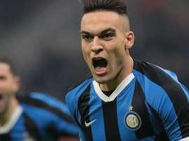 Manchester City aussi sur Lautaro Martinez