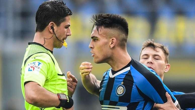 Lautaro Martinez salta il Derby: due giornate di squalifica dopo Inter-Cagliari. Goal